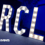 LED letter hire berkshire