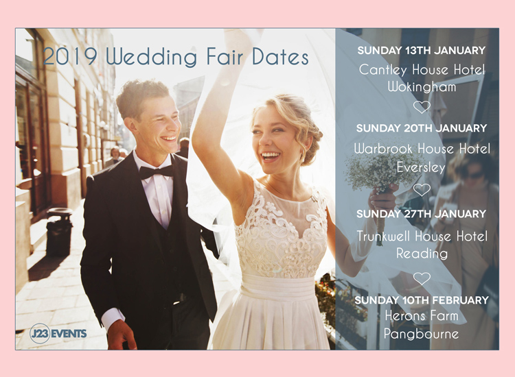 Wedding fairs in Berkshire 2019