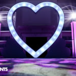LED LOVE HEART BERKSHIRE
